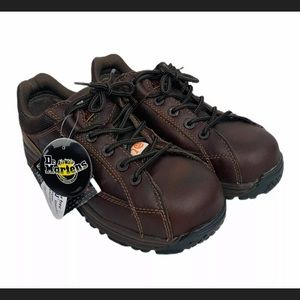 Dr Martens Unisex Steel Toe Safety Shoes Boot